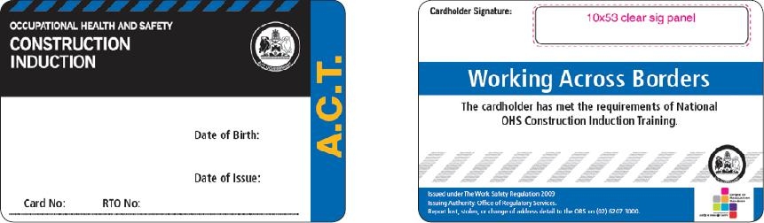 GIT Cards for ACT 2