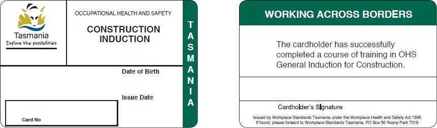 GIT Cards for TAS