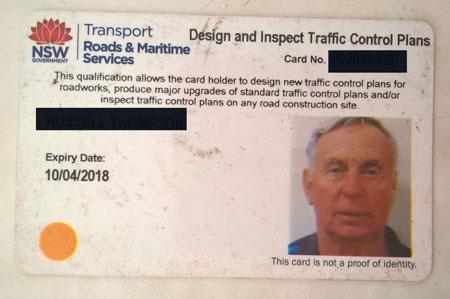 rms-yellow-card-traffic-control-tamworth